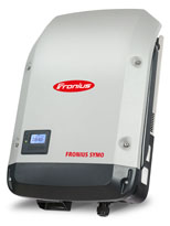 fronius symo 7 0 3 m inverter test energia vendita. Black Bedroom Furniture Sets. Home Design Ideas