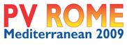 PV ROME Mediterranean 2009